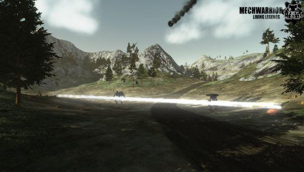 ClearCut Combat Scene