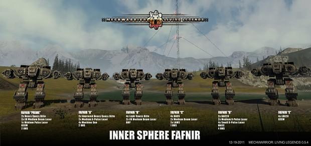 Inner Sphere Fafnir