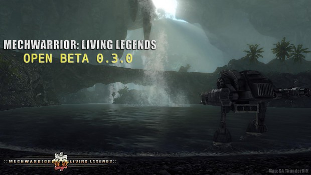 MechWarrior: Living Legends Open Beta 0.3.0