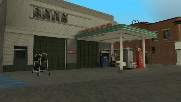 Best Auto Parts >> 1955 Texaco - In Game - Day image - Back to the Future ...