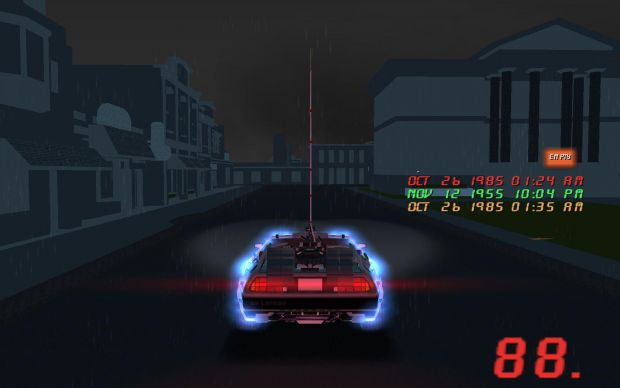 GTA Vice City - Back To The Future Hill Valley 0.2e [ENG]