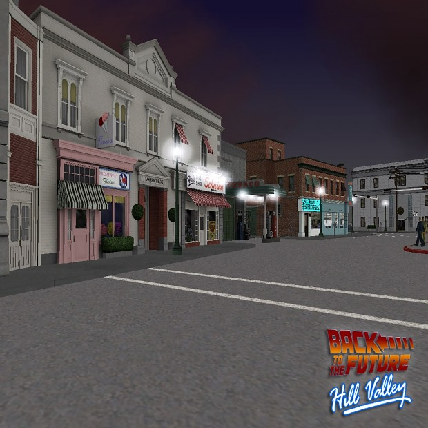 Back To The Future: Hill Valley 0.2f R1