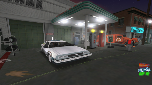 Back To The Future: Hill Valley 0.2f R2
