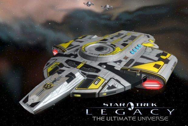 Defiant Terran Empire 1 Image The Ultimate Universe Mod