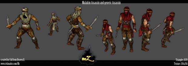 Assassin Unit