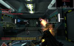 The Rebel Rifle! Look closely and you'll see a Stealth'd enemy.