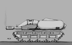 Flame Tank Concept
