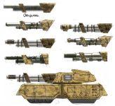 Mammoth Tank concept