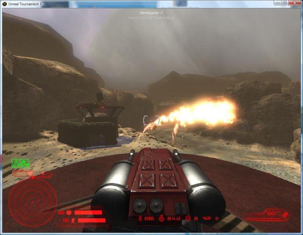 Flame Tank ingame