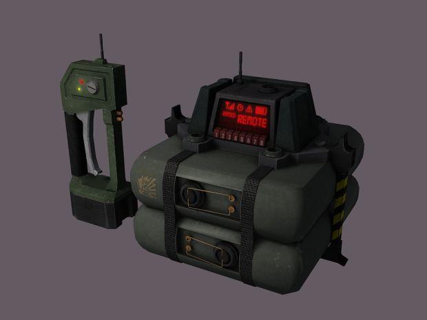 Remote C4s