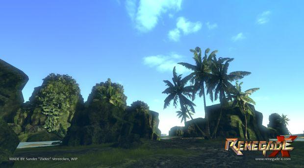 Islands battlefield