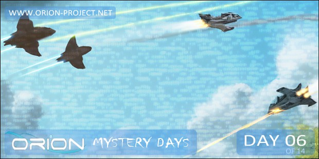 ORION - Mystery Days Event - Day 06