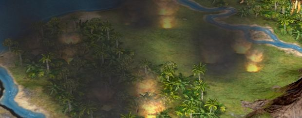 Jungle on Fire