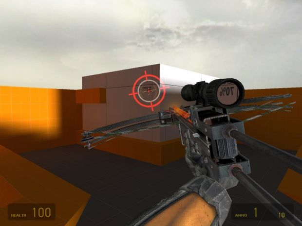 Custom Crosshair