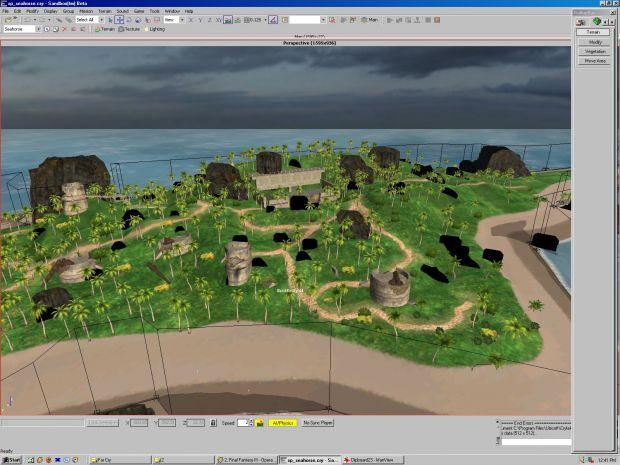 DesignerSP1 Map SunBurst Image 3