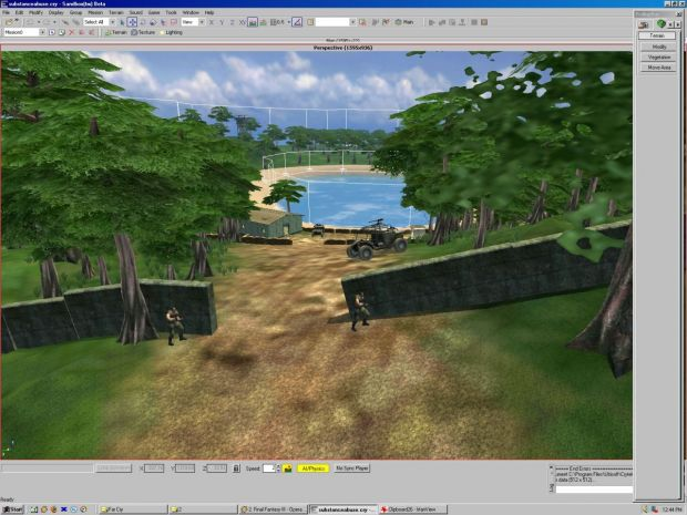DesignerSP1 Map Tremor Image 2