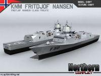 KNM Fridtjof Nansen