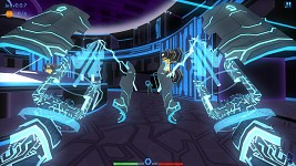 TRON 2.0 Killer App Mod Rod Rifles Single Player