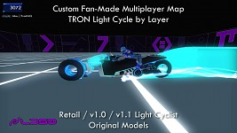 TRON 2.0 Killer App Mod Original LightCyclist