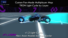 TRON 2.0 Killer App Mod Anon LightCyclist