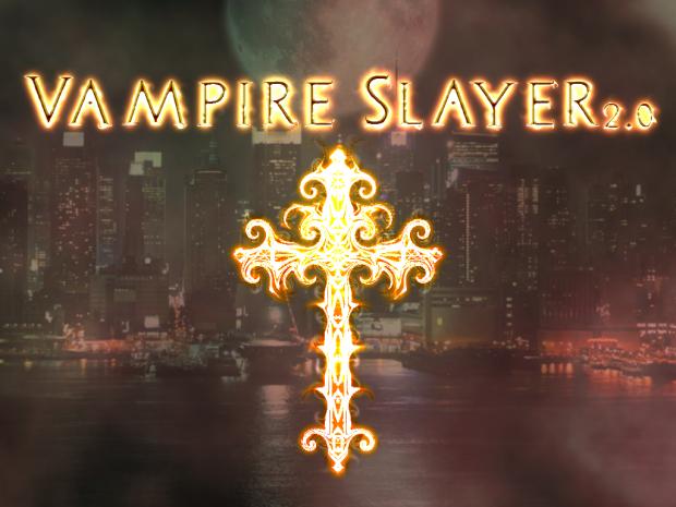 Vampire Slayer 2.0 title image