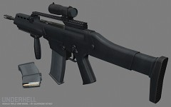 New G36k by Alexander Voysey