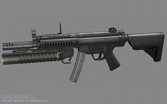 New MP5 EOD by Alexander Voysey