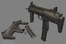 New MP7 by Alexander Voysey