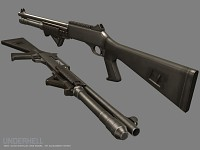 New Benelli M4 by Alexander Voysey