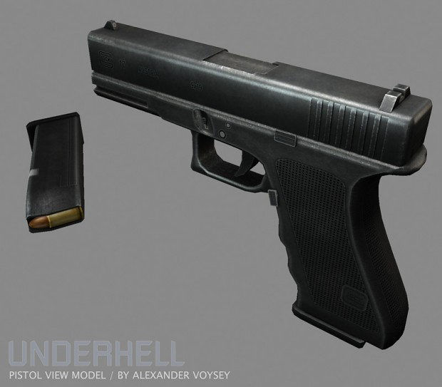 New Glock by Alexander Voysey