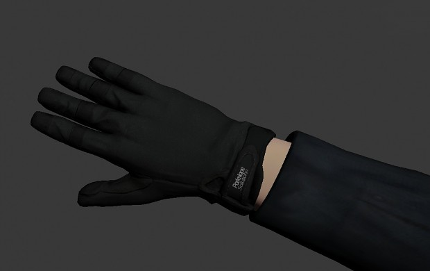 New gloves model