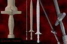 Hoplite Sword