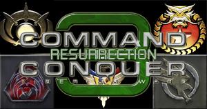 CnC 3: TW Resurrection Logo (Updated)