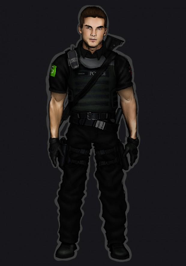 Lawson's New Uniform