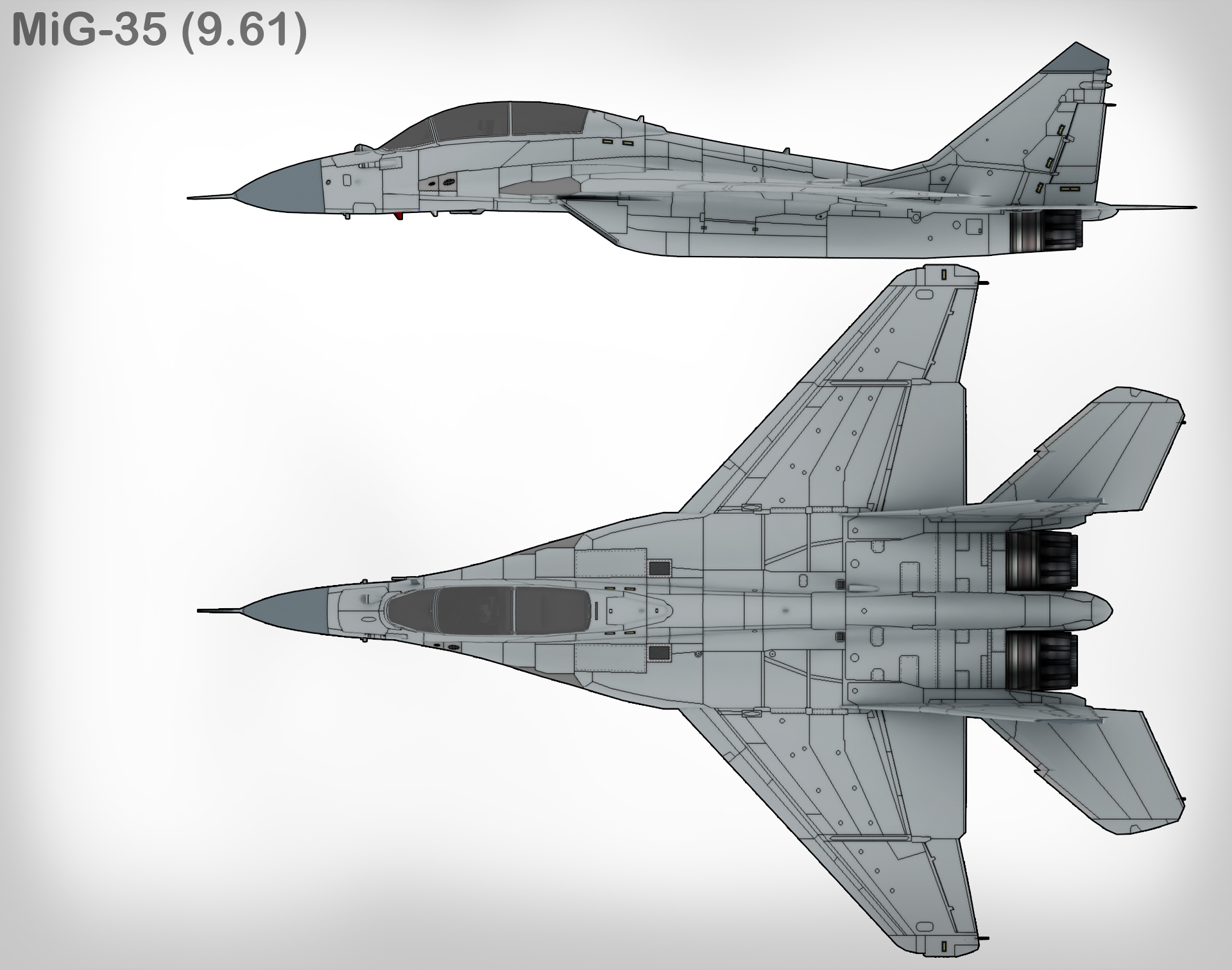 Report 014 Mig 29 on avionics schematics