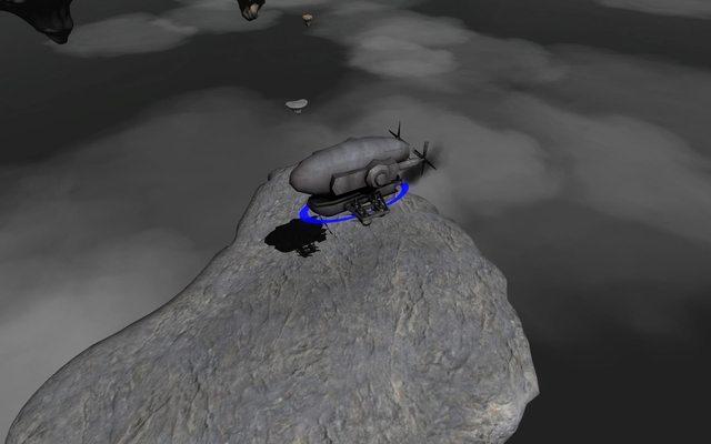 Island transporter