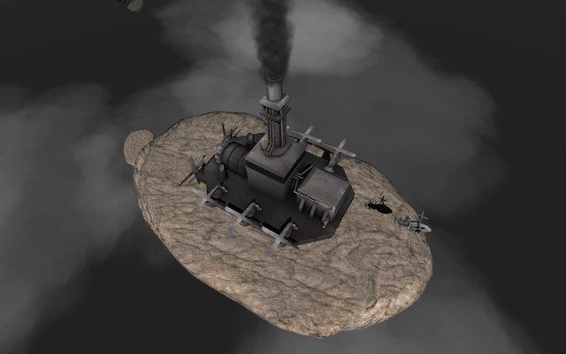 Main base