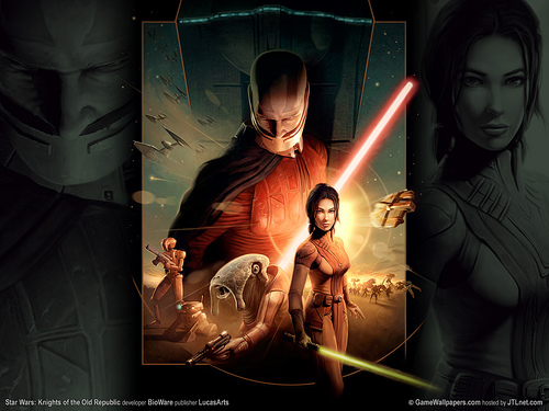 how to install Star wars knights of the old republic mods