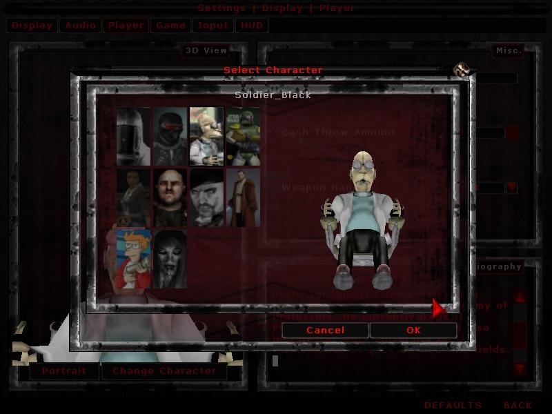 KF Mod Custom Player Tutorial   Killing Floor Mod For Unreal Tournament 2004