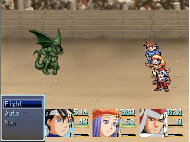 More arena battles!