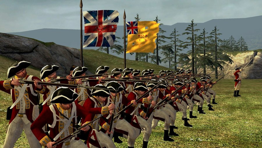 The Red Coats Are Coming! news - Battle Grounds 2 mod for Half