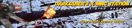Darksaber's X-Wing Station