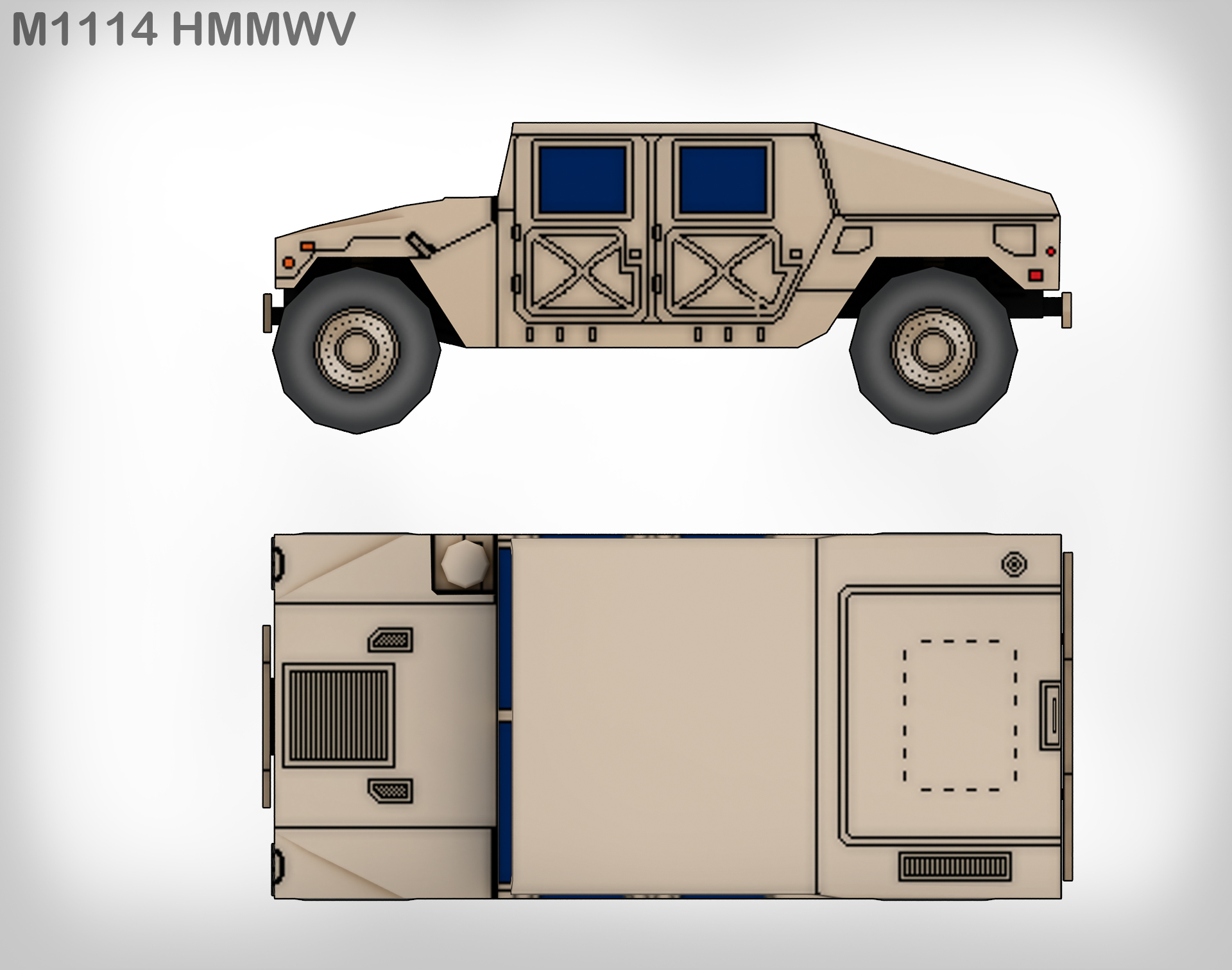 Image Gallery Hmmwv Icon