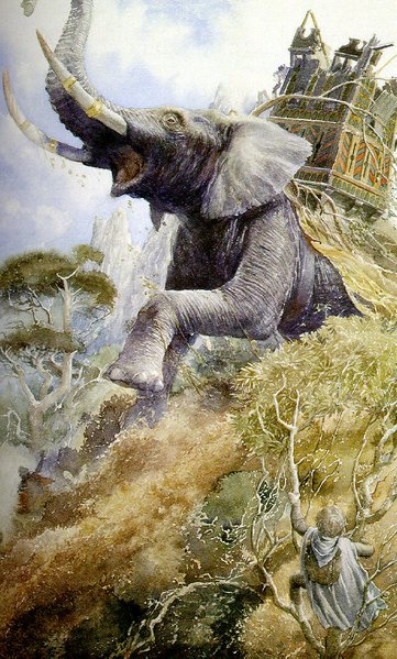 File:Alan Lee - An Oliphaunt.jpg