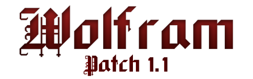 Wolfram Patch 1.1 Logo