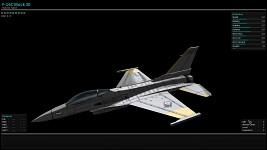 Vector Thrust - F16C - Upeo Skin (AC3)