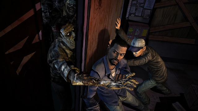 The Walking Dead - The Game)'' news - Indie DB
