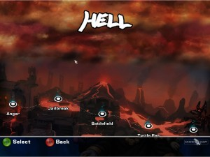Hell Adventure Map