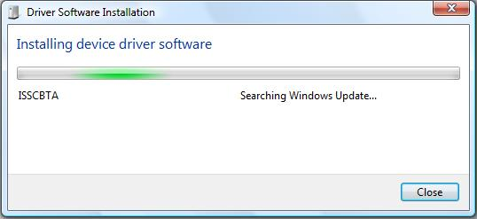 Installing Device Drivers Found
