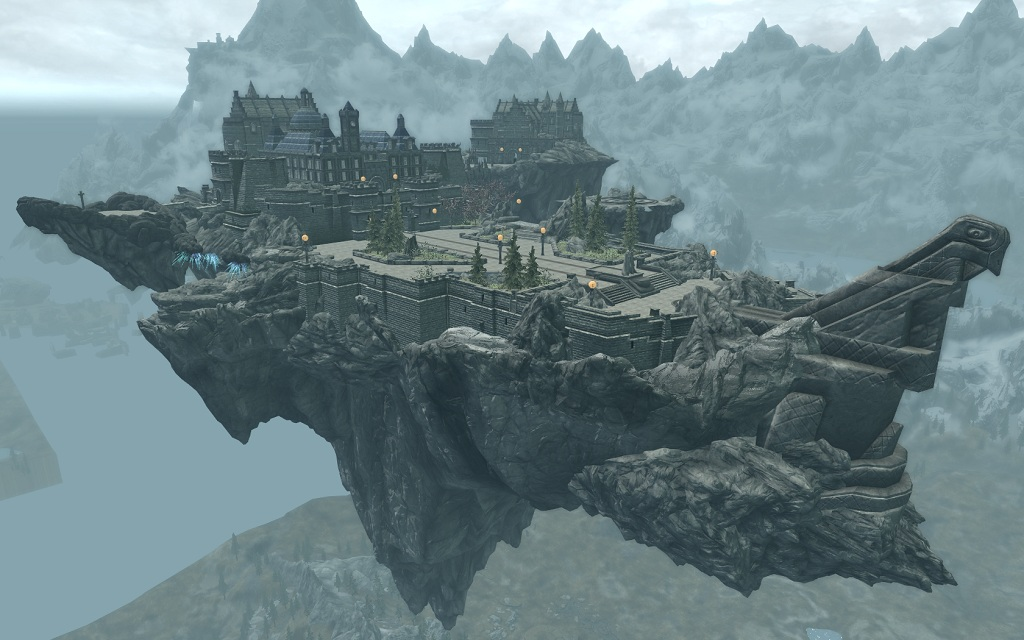 Introducing legend in the sky 2 fallen star news mod db for Best house designs skyrim